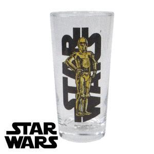 グラス 大 C-3PO / スターウォーズ 食器...