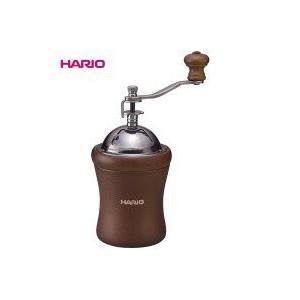 HARIO(ハリオ) コーヒーミル・ドーム MCD-2コーヒー粉 珈琲 珈琲ミル 割引不可|parusu