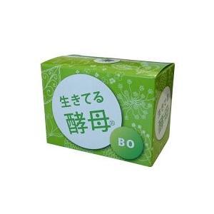 生きてる酵母BO 2.2g×30包 (割引サービス対象外)サプリメント 健康食品 パン酵母 ビフィズス菌 善玉菌生きてる酵母BO|parusu