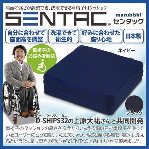 【メーカー直送・大感謝価格 】車椅子用クッション SENTAC センタック|parusu