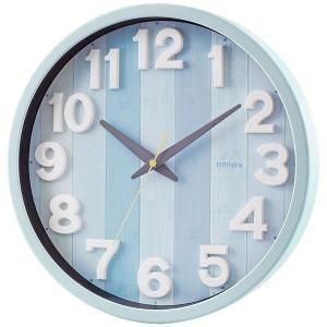 Nathalie(ナタリー) 電波時計 W-658メーカー直送品。代引不可・同梱不可・返品キャンセル・割引不可壁掛け時計 クール イメージ デザイン|parusu