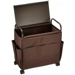 大感謝価格『サイドワゴン』 ローソファ 座椅子 ベッド 収納 キャスター付サイドワゴン|parusu
