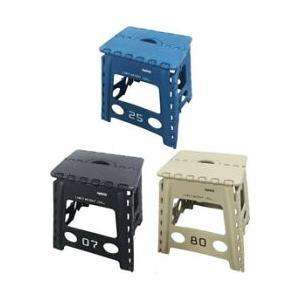 【大感謝価格】FOLDING STOOL フォールディングスツール Lesmo レスモ Blue/Olive/Black/Sand|parusu