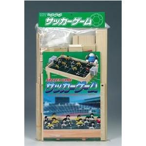 大感謝価格『加賀谷木材 サッカーゲーム』自由工作 木工 工作...