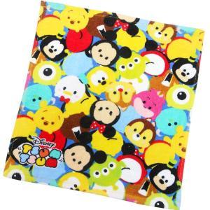 選べる3P¥555対象商品/ハンドタオル CMHT-03 Disney ディズニー ツムツム tsumtsum カラフル キャラクター コットン 綿 洗面所 洗顔 手洗い 汗|pas-a-pas