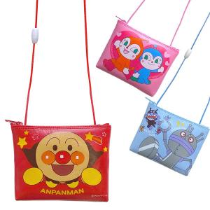 (あすつく対応)12541-65 アンパンマン ミニミニポシェット ANC-1000 伊藤産業 ANPANMAN やなせたかし ファッション 買い物 ショッピング BAG pas-a-pas