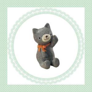 400591402/丸和 NAUGHTY(ノーティー)ベベ マスコット「ネコ」 pas-a-pas