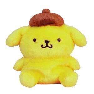 ナカジマコーポレーション ポムポムプリン 152541-20 ふわくた ぬいぐるみ FUWAKUTA ハローキティ マイメロディ Sanrio サンリオ 玩具 toy 子供 pas-a-pas