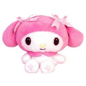 ナカジマコーポレーション マイメロディ 152534-20 ふわくた ぬいぐるみ FUWAKUTA ハローキティ ポムポムプリン Sanrio サンリオ 玩具 toy 子供 pas-a-pas