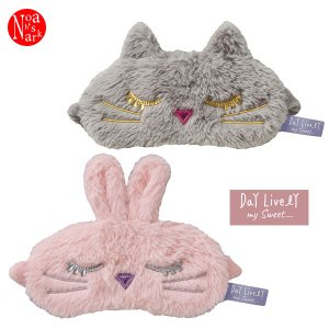 DC-MD-61719-20「アイピロー ガーリー(Cat・Rabbit)」デコレ Day LivelY hot relax|pas-a-pas