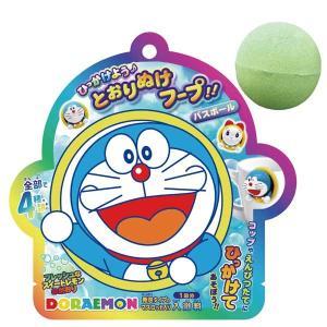 選べる3P¥1,110対象商品/OB-DOB-5-01/(ドラえもん)ひっかけよう♪とおりぬけフープ!!バスボール(フレッシュなスイートレモンの香り)|pas-a-pas