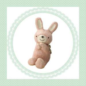 400591401/丸和 NAUGHTY(ノーティー)ベベ マスコット「ウサギ」 pas-a-pas
