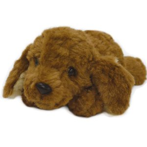 105025/モンスイユ/【オリジナルぬいぐるみ】パプス(ダックス)/アニマル/動物/玩具/ヌイグルミ/TOY/おもちゃ/ギフト/プレゼント|pas-a-pas