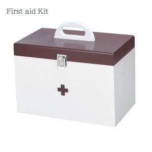 【お取り寄せ】イシグロ 60155 デザイン小物 W29.2×D18.6×H25.3cm 救急箱 大 装飾 インテリア 収納|pas-a-pas
