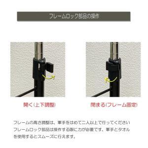 プリンター台,PJC-7203 プリンターワゴン・サイドワゴン・上下昇降式デスクに対応 PJC-7203-WD 【上下昇降 45〜70cm】【お客様による組み立て式です】|pascal-japan|10