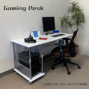 上下昇降式デスク PJC-D1060【上下昇降 70〜110cm】パソコンデスク・ゲーミングデスク・スタンディングデスク・バランスチェア―にも最適|pascal-japan|18