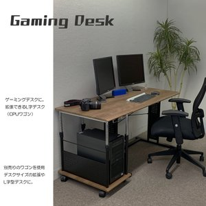 上下昇降式デスク PJC-D1060【上下昇降 70〜110cm】パソコンデスク・ゲーミングデスク・スタンディングデスク・バランスチェア―にも最適|pascal-japan|06