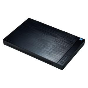 最高1200dpiに対応した本を端までスキャンできるA3対応フラットベッドスキャナ。