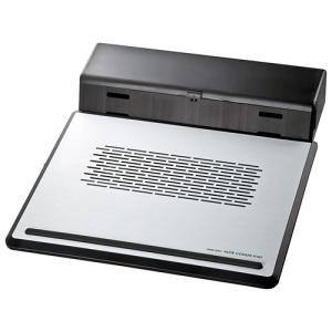 ノートPCクーラー 12.1型ワイド〜14.1型ワイド 熱暴走対策 大型収納BOX付き|paso-parts