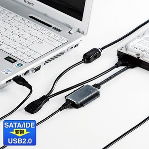 IDE/SATA-USB変換ケーブル|paso-parts