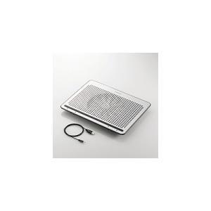 即納 送料無料 エレコム ノートPC用クーラー(角度調節・強冷タイプ) SX-CL22LSV|pasoden