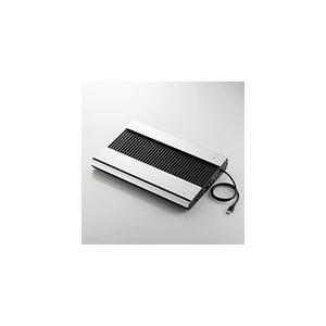 即納 送料無料 エレコム USB3.0ハブ付きノートPC用クーラー(高耐久性×極冷) 15.4~17インチ対応 SX-CL24LBK SX-CL24LBK|pasoden