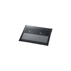 即納 送料無料   サンワサプライ ノート用クーラーパッド ブラック TK-CLN16U3N TK-CLN16U3N|pasoden