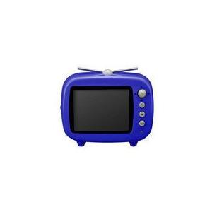 グリーンハウス SDカード対応 デジタルフォトフレーム  ブルー  GHV-DF35TVB GHV-DF35TVB|pasoden