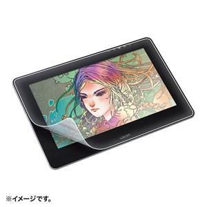 サンワ Wacom ペンタブレット Cintiq Pro 13用ペーパーライク反射防止フィルム LC...