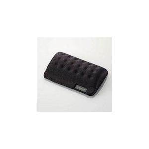 即納 エレコム COMFY リストレスト シングル ブラック MOH-013BKの商品画像