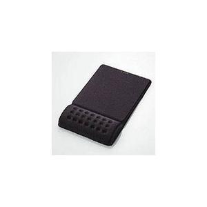 エレコム COMFY マウスパッド ブラック MP-095BK
