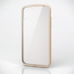 iPhone 11/TOUGH SLIM LITE/フレームカラー/アイボリー