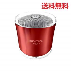 Bluetoothワイヤレススピーカー MP3プレイヤー 手のひらサイズ Creative Woof...