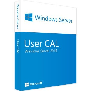 Windows Server 2016 Standard用CALです。 10User