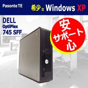 中古 パソコン Windows XP搭載 DELL optiplex 380 SFF Core 2 ...