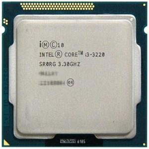 中古パソコンパーツ 第3世代(Ivy Bridge) Intel Core i3 3220  3.30GHz (3MB/ 5 GT/s/ LGA1155) デスクトップ用|pasonet