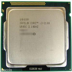 中古パソコンパーツ 第2世代(Sandy Bridge) Intel Core i3 2100  3.10GHz (3MB/ 5 GT/s/ LGA1155) デスクトップ用