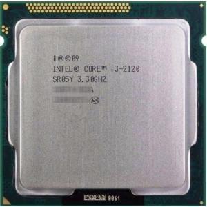 中古パソコンパーツ 第2世代(Sandy Bridge) Intel Core i3 2120  3.30GHz (3MB/ 5 GT/s/ LGA1155) デスクトップ用|pasonet