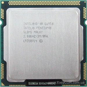 中古パソコンパーツ Intel Pentium G6950 2,6GHz LGA1156|pasonet