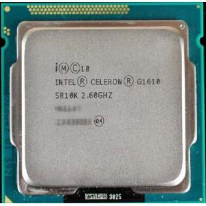 中古パソコンパーツ 第3世代 Intel Celeron G1610 2,6GHz (2MB/ 5 GT/s/ LGA1155) デスクトップ用|pasonet