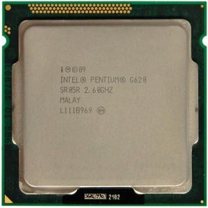 中古パソコンパーツ Intel Pentium G640 2,8GHz (3MB/ 5 GT/s/ LGA1155) デスクトップ用|pasonet