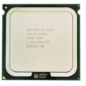 中古パソコンパーツ Intel XEON x5260 3.3GHz  LGA771|pasonet