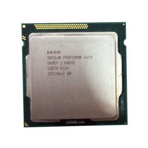 中古パソコンパーツ Intel Pentium G645 2,9GHz (3MB/ 5 GT/s/ LGA1155) デスクトップ用|pasonet