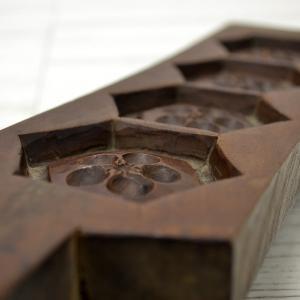 菓子木型 落雁 和三盆 羽子板タイプ 3本セット 1602-718 passage-bm 06