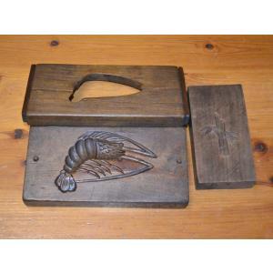 菓子型 落雁 和三盆 海老 竹 1611-484|passage-bm