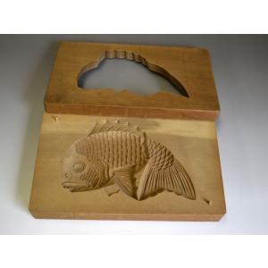菓子型 落雁 和三盆 鯛 1809-094|passage-bm