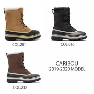SOREL ソレル CARIBOU カリブー NM1000