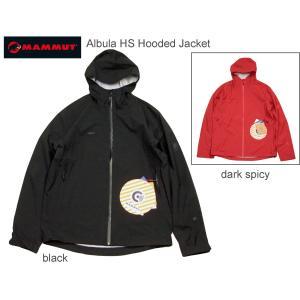 MAMMUT マムート Albula HS Hooded Jacket AF Men 防水 ストレッチ アルブラジャケット 1010-28460 passage-store