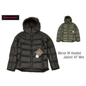 MAMMUT マムート Meron IN Hooded Jacket AF Men メロン ダウン フーデッドジャケット 1013-00740 passage-store