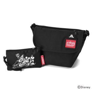 マンハッタンポーテージ Mickey Mouse ミッキーマウス メッセンジャーバッグ Casual Messnger Bag ショルダーバッグ MP1603MIC19 passage-store
